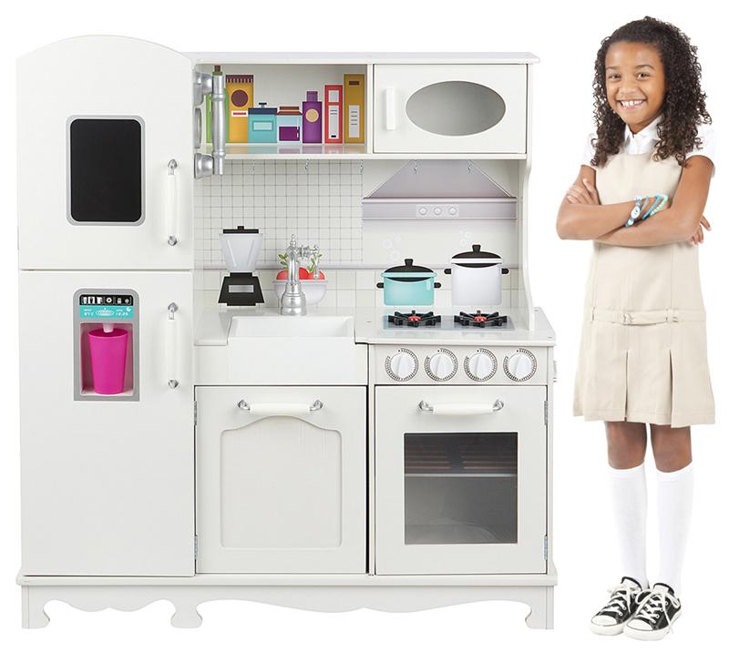 Кухня Edufun TX1170 подходит детям от 3 лет