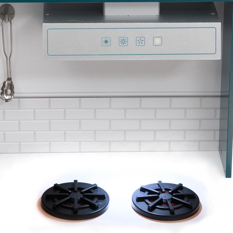 Вытяжка над плитой кухни Игруша TX1191 со светом