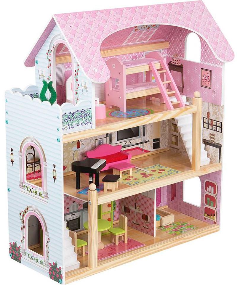 все шаги картинки про дома для кукол получаются супер