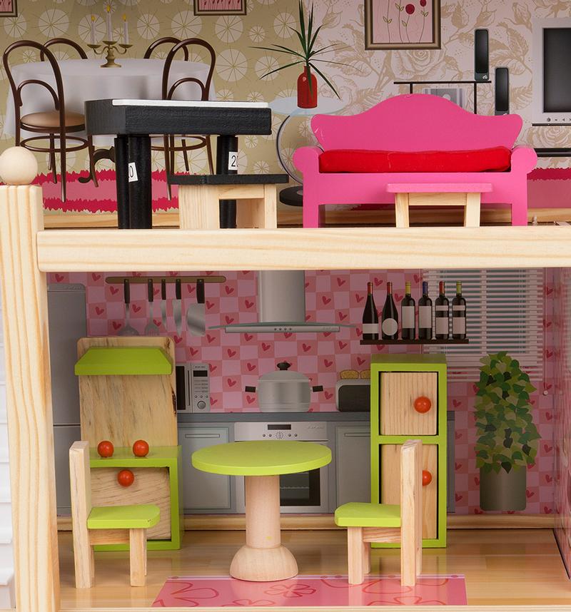 Кухня домика Edufun EF 4110