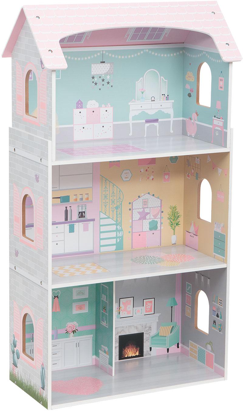 Домик для кукол EF4121 без мебели