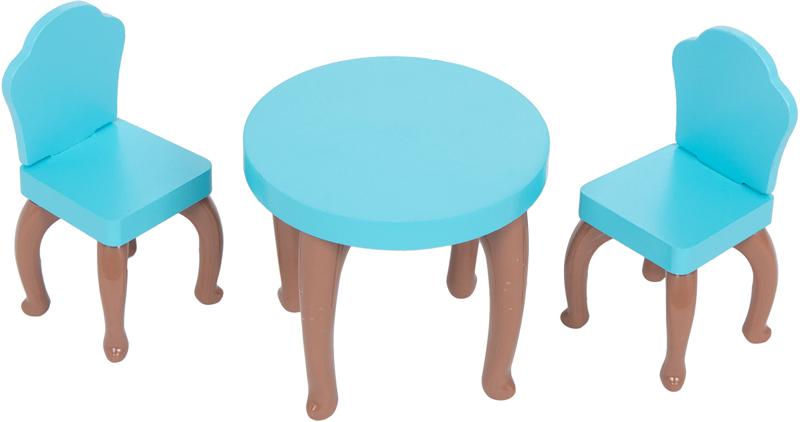 Кукольный домик Игруша с мебелью 141 см TX1095 кухонная мебель