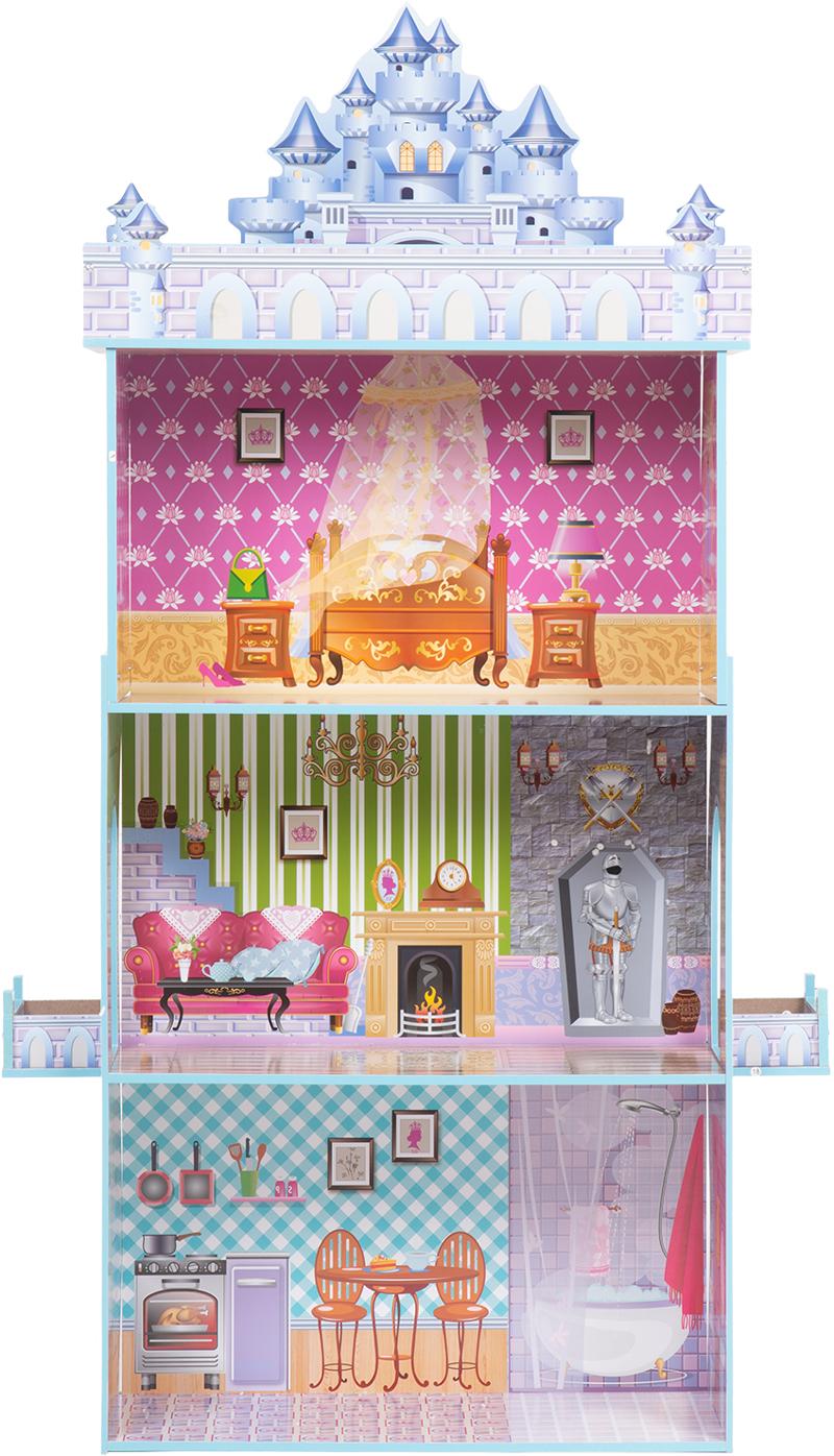 Кукольный домик Игруша 141 см TX1095 без мебели