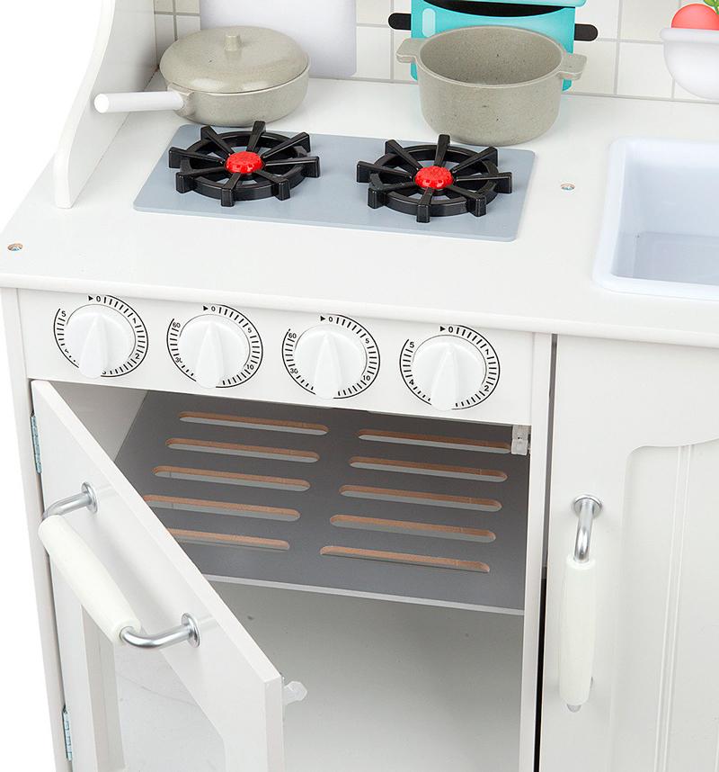 У кухни Игруша TX1168 есть полки для хранения