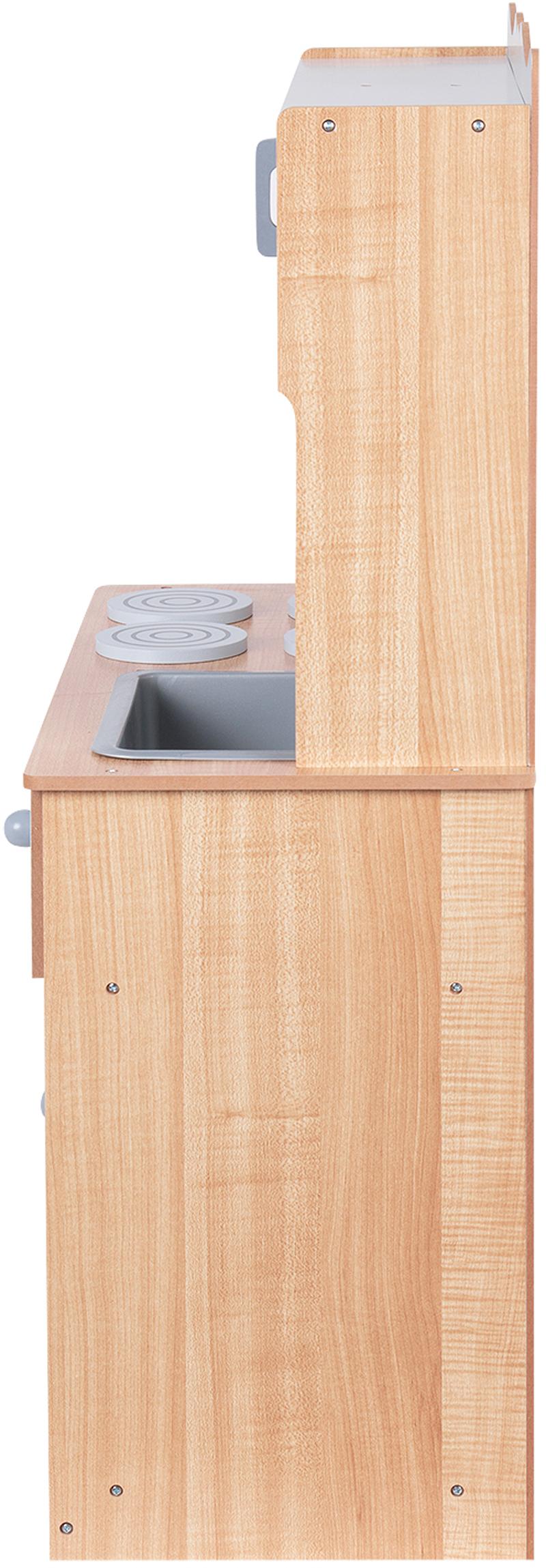 Кухня Edufun EF7253 93 выполнена из качественного дерева