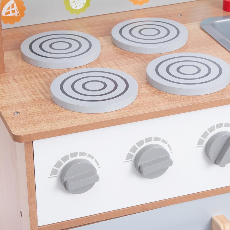 Плита кухни Edufun EF7253 93 см